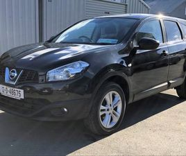 NISSAN QASHQAI +2 QASHQAI 2 ACENTA 1.5 DCI 5DR 7 FOR SALE IN DUBLIN FOR €12,950 ON DONEDEA