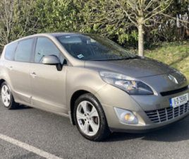 RENAULT GRAND SCENIC 1.5 DCI TOM TOM FOR SALE IN DUBLIN FOR €4995 ON DONEDEAL