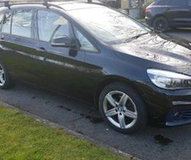 BMW 2 SERIES GRAND TOURER 7 SEAT M SPORT FOR SALE IN DUBLIN FOR €15500 ON DONEDEAL