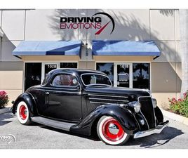 1936 FORD DELUXE STEEL BODY HOT ROD