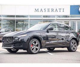 2017 MASERATI LEVANTE BASE ALL-WHEEL DRIVE SPORT UTILITY