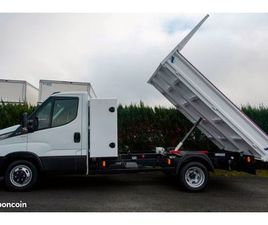 IVECO DAILY 35C16 BENNE (3,20M)/ COFFRE (NEUF)