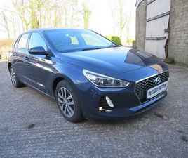 2018 (181) HYUNDAI I30 SE CRDI FOR SALE IN FERMANAGH FOR €12,995 ON DONEDEAL