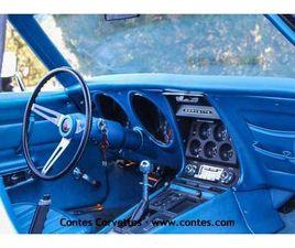 1969 CHEVROLET CORVETTE L-46