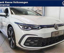 VOLKSWAGEN GOLF GTE 1.4 TSI PHEV 245HP HYBRID A FOR SALE IN DUBLIN FOR €43,280 ON DONEDEAL
