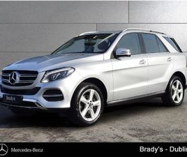MERCEDES-BENZ GLE-CLASS --SOLD-- FOR SALE IN DUBLIN FOR €46,950 ON DONEDEAL