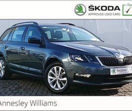 SKODA OCTAVIA AMBITION COMBI 1.0TSI 115BHP FOR SALE IN DUBLIN FOR €18950 ON DONEDEAL