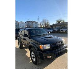 FOR SALE: 2001 TOYOTA 4RUNNER IN CADILLAC, MICHIGAN