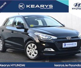HYUNDAI I20 PETROL CLASSIC 5DR - INCLUSIVE OF SCR FOR SALE IN CORK FOR €15997 ON DONEDEAL
