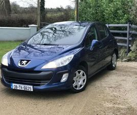 PEUGEOT 308 S HDI 110 FOR SALE IN LONGFORD FOR €1,950 ON DONEDEAL