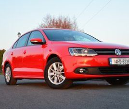 VOLKSWAGEN JETTA NCT, TAX.CAN DO DELIVERY FOR FREE FOR SALE IN WESTMEATH FOR €7800 ON DONE