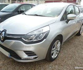 CLIO 4 TCE 90 CV 12/2017 20000 KMS 9995