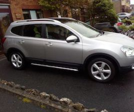 NISSAN QASHQAI+2, 2009 FULL LEATHER INTERIOR FOR SALE IN GALWAY FOR €4950 ON DONEDEAL