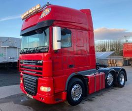 SOLD. . DAF XF 105 - 460 TIPPING GEAR FOR SALE IN ARMAGH FOR €1 ON DONEDEAL