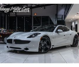 2012 FISKER KARMA HEATED STS! BLUETOOTH! FULL LEATHER STS!