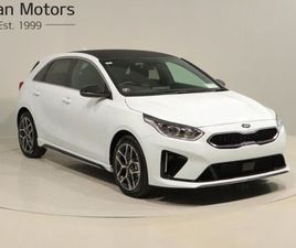 KIA CEED 1.0 GT LINE HP 5DR MOBILITY SCHEME FOR SALE IN CORK FOR €18,401 ON DONEDEAL