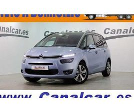 CITROEN C4 GRAND PICASSO BLUEHDI 150 AIRDREAM INTENSIVE AUTO. 110 KW (150 CV) FAMILIAR DE