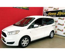 FORD - TOURNEO COURIER 1.5 TDCI 70KW 95CV TREND