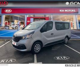RENAULT TRAFIC COMBI L1 1.6 DCI 125CH ENERGY LIFE 9 PLACES