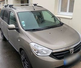 DACIA LODGY 1.5 DCI 7 PLACES
