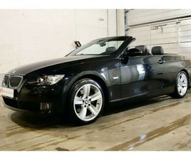 BMW 3 CABRIO 325I LEATHER ONLY 46.000 KMS !!!