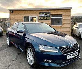 2017 SKODA SUPERB 2.0 TDI CR 190 SE L EXECUTIVE FOR SALE IN DOWN FOR £13,995 ON DONEDEAL
