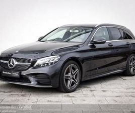 C 200D ESTATE A/T AMG EXTERIOR + SMARTPHONE PACKAGE