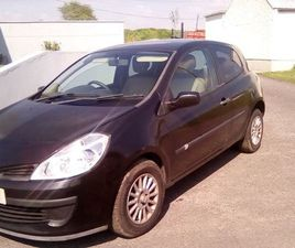 08 RENAULT CLIO 1.5 DCI 0873959900 FOR SALE IN DONEGAL FOR €1 ON DONEDEAL