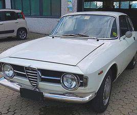 VENDO ALFA ROMEO GIULIA GT JUNIOR 1.3, ANNO 1967