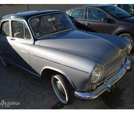 SIMCA ARONDE P60 - 1962