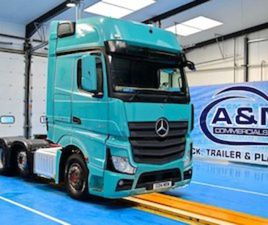 (14) MERCEDES-BENZ ACTROS 2545 GIGASPACE, EURO 6, FOR SALE IN MONAGHAN FOR € ON DONEDEAL