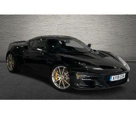 2019 LOTUS EVORA 3.5 GT430 SPORT - £80,000