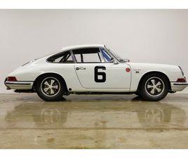 1966 PORSCHE 911 - 2.0L CUP RACE CAR (FORMERLY THE PROPERTY OF KARL FREIHERR VON WENDT)
