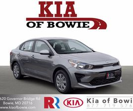 BRAND NEW GRAY COLOR 2021 KIA RIO S FOR SALE IN BOWIE, MD 20716. VIN IS 3KPA24AD5ME373989.