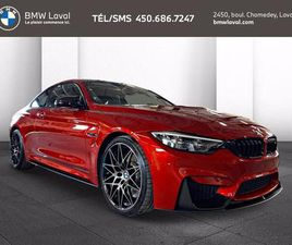 BMW M4 COUPE GROUPE ULTIME 9,500 KMS 2020