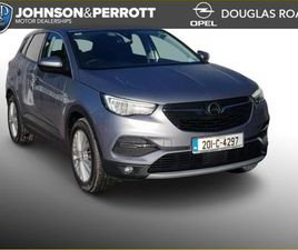OPEL GRANDLAND X SRI 1.2 PETROL ONLY 109 EURO PER FOR SALE IN CORK FOR €26,900 ON DONEDEAL