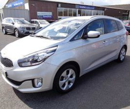 KIA CARENS, 1.6 PETROL 5 DOOR. FREE DELIVERY. FOR SALE IN LAOIS FOR €9950 ON DONEDEAL
