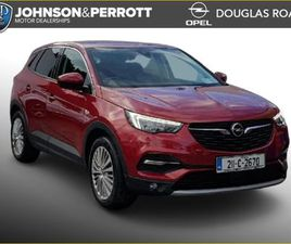 OPEL GRANDLAND X SRI 1.2 PETROL DEMO FOR SALE IN CORK FOR €29,900 ON DONEDEAL