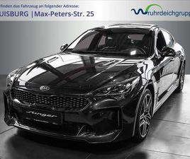KIA STINGER 3 3T AWD AT8 GT GD NAVI SOUND ALU DAB
