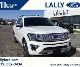 USED 2021 FORD EXPEDITION MAX PLATINUM