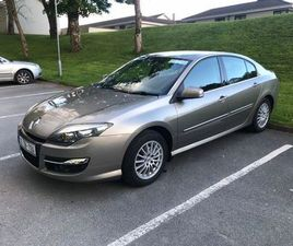 2012 RENAULT LAGUNA HI SPEC LOW KMS CHEAP TAX FOR SALE IN KERRY FOR €5,500 ON DONEDEAL