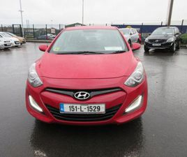 HYUNDAI I30 CLASSIC 5DR FOR SALE IN LIMERICK FOR €13,950 ON DONEDEAL