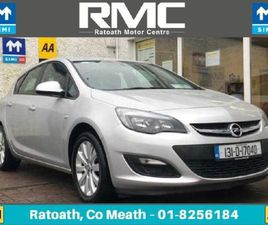 OPEL ASTRA SC 1.7 CDTI FOR SALE IN MEATH FOR €8,950 ON DONEDEAL