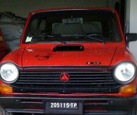 VENDESI A112 ABARTH 70 HP 1980 ORIGINALE NO REPLICA