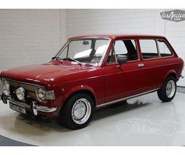 FIAT 128 FAMILIARE - 1972