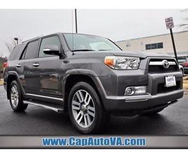 2012 TOYOTA 4RUNNER LIMITED EDITION