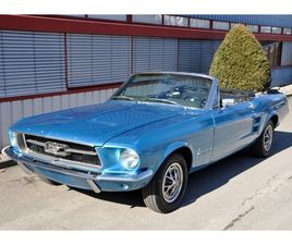 FORD MUSTANG 4,7L - CABRIO