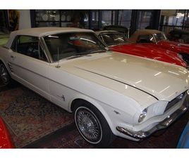 FORD MUSTANG - CABRIO
