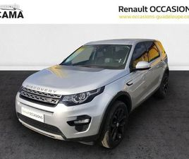LAND-ROVER DISCOVERY SPORT 2.0 TD4 180CH HSE LUXUR