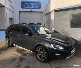 VOLVO V60 CROSS COUNTRY 2.0 D3 GEARTRONIC SUMMUM